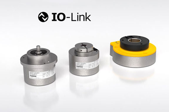 Fast IO-Link Encoders with COM3